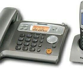 Стационарный телефон Panasonic KX-TCD540RUM