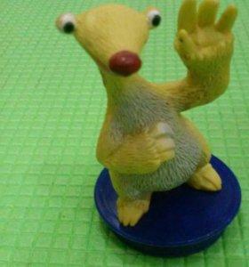 Коллекционные игрушки из фаст фуда