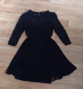 Гипюровое платье TOPSHOP 34