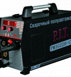 Сварочный полуавтомат P.I.T. РМIG 220-C