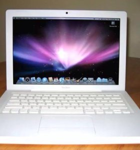 MacBook 2008г.
