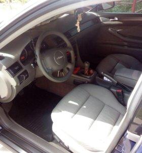 Audi А6 c5 2.4 MT