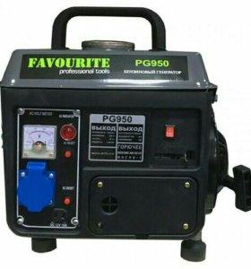 Бензогенератор FAVOURITE PG950