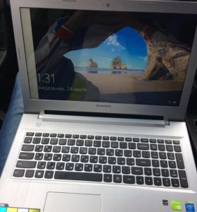 Ноутбук lenovo z50