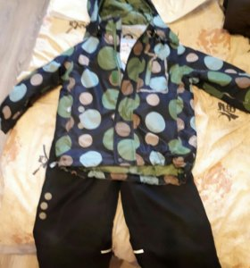 Зимний костюм GIRAF