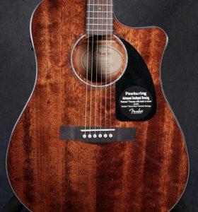 Электроакустическая гитара Fender
