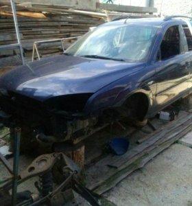 Форд мондео з 2л.турбодизель