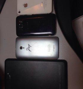 Ремонт телефонов, смартфонов, айфонов, планшетов.