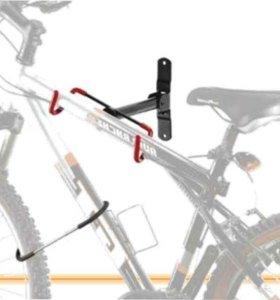 Крепление для велосипеда на стену (за раму)