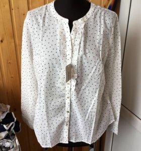 Новая рубашка, блузка