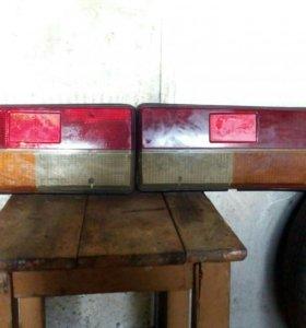 Задний фонарь в сборе ВАЗ 2107 (левый,правый)