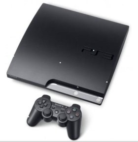 PS3 Slim Cech-2008A