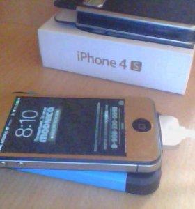 iPhone 4s black 16Gb оригинальный