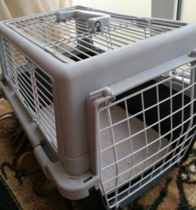 Переноска для кошки или маленькой собаки
