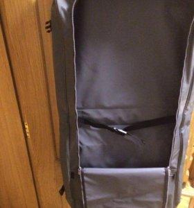 Новая сумка puma Для костюмов платьев и вещей