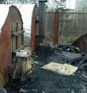 Углевыжигательная печь чародейка