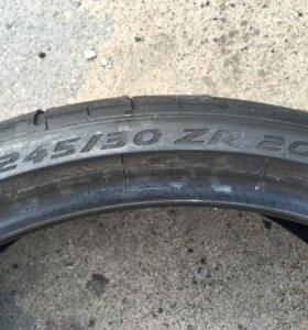 Шины Пирелли Pirelli P Zero Corsa (PZC4)