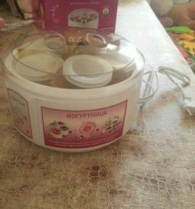 Новая йогуртница