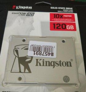 Ssd kingston uv400 120gb
