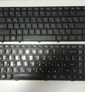 Клавиатуры на ноутбук новые и б/у