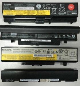 Акб (батареи) на ноутбуки