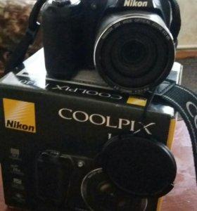 Фотоаппарат Nicon coolpix L340
