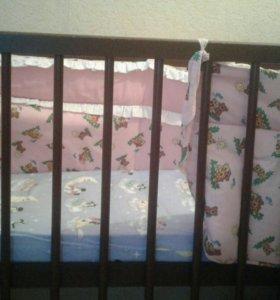 Кровать детский