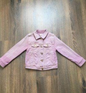 Джинсовая курточка Mango