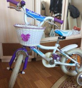 детский велосипед Велосипед Giant puddin 12