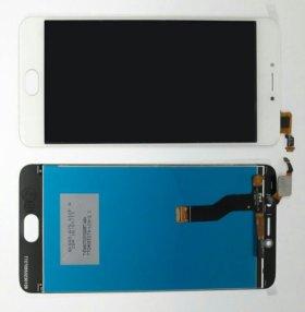 Meizu m3 note L681h белый экран дисплей тачскрин