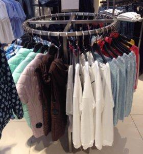 Торговое оборудование магазин одежды