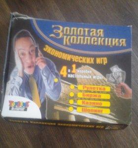 """Настольная игра """"Золотая Коллекция"""""""