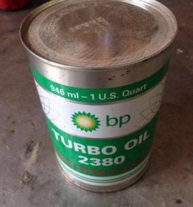 Масло bp Turbo oil