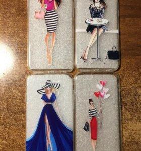 Чехол для IPhone 6 и 6s Девушки