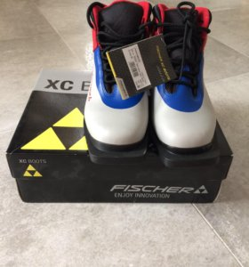 Новые Fischer xc лыжные ботинки