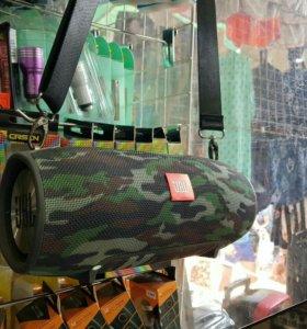 Колонка JBL Xtreme 40Вт, касуфляж водостойкая