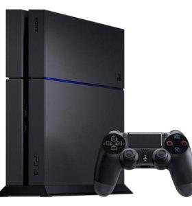 Игровая приставка PlayStation 4 CUH-1208B