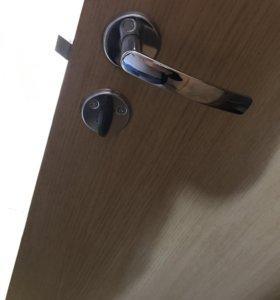 Двери в туалет/ванную