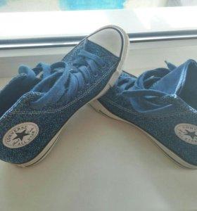 Эксклюзивные кеды Converse