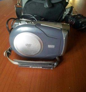 Видеокамера canon cd210