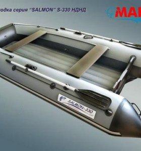 Лодка ПВХ Salmon 340 АКЦИЯ!АКЦИЯ🔥