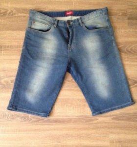 Шорты джинсовые 48-50