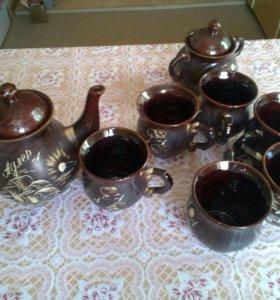 Чайный сервиз Адлер