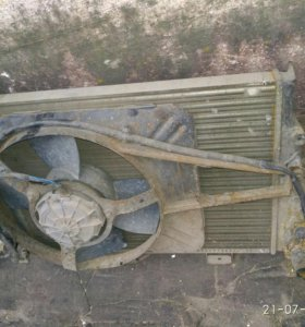 радиатор на 2101-2107