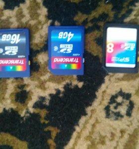 SD карты