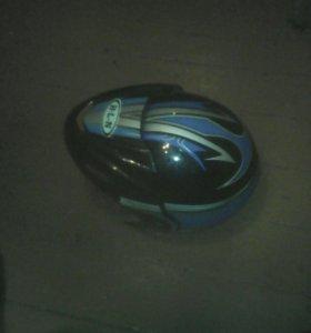 Мопедный шлем