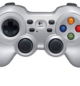 Джойстик беспроводной Logitech Wireless Gamepad F710