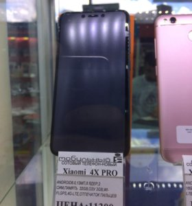Xiaomi Redmi 4X Pro(3gb озу,32Gb своя)