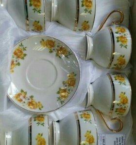 Набор чайный 12пр