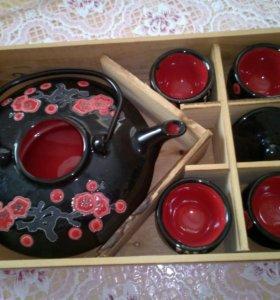 Чайный сервиз (японский стиль)